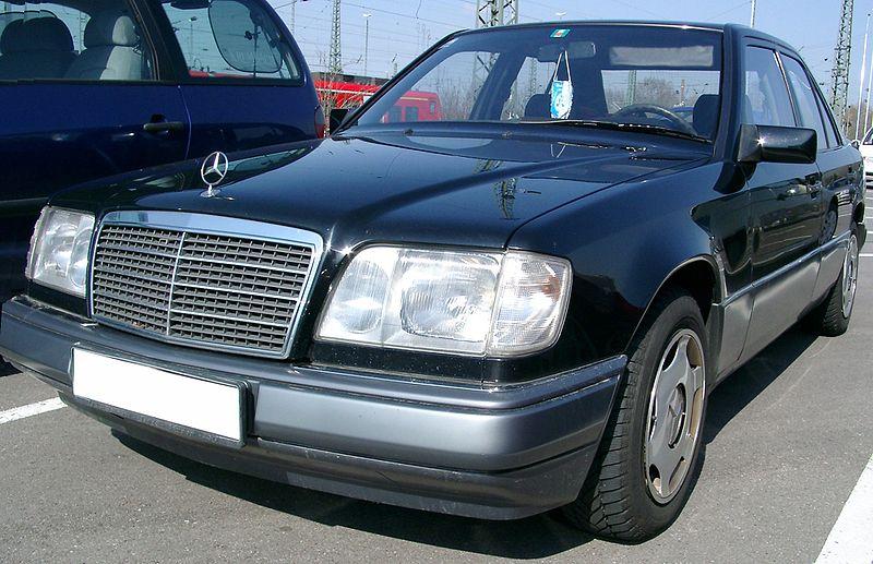 Mercedes benz 124 for Mercedes benz biome wiki